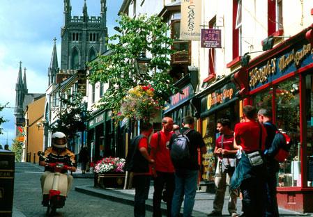 kilkenny-street-scene